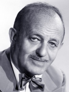 Screenwriter Ben Hecht (1953)